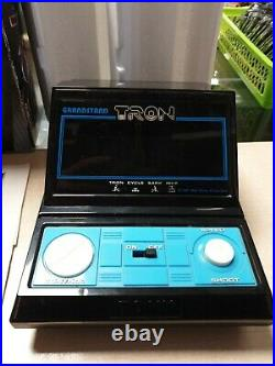 Grandstand / Tomy TRON Vintage 1981 Tabletop Game Console Boxed