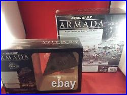 HUGE Lot Star Wars Armada Tabletop Miniatures Game BRAND NEW Core Set + Expansio