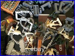 Heroquest Hero Quest Brettspiel Abenteuer Table Top 80er Spiel komplett TOP! +Ad