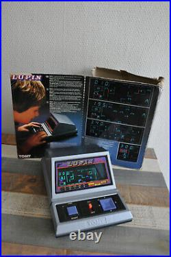 Jeu Electronique Tabletop TOMY LUPIN
