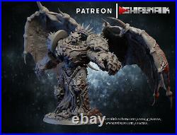 Lord of Hate Fantasy Miniature D&D Tabletop RPGs Warhammer Role playing