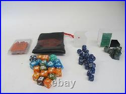 Lot Of 4 Dice Sets For Table Top Role Playing Games Dungeons & Dragons D&d