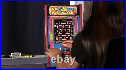 MS Pac-Man Counter Cade Arcade 1up Small Tabletop Arcade Video Game Pac-Man