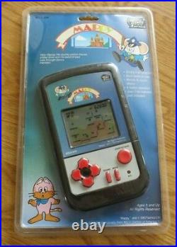 Mappy Handheld LCD Game New Old Stock Sealed Rare 1990 Unopened Namco Tabletop
