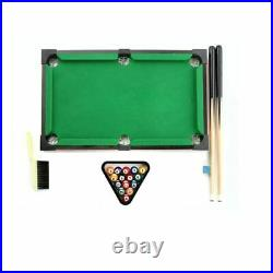 Mini Table Top Kids Games Creative Pool Table And Accessories Sports Supplies