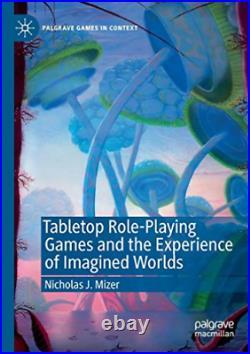 Mizer Nicholas J-Tabletop Role-Playing Games & (US IMPORT) BOOK NEU