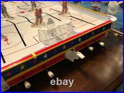 Munro Games PRO HOCKEY Table Top Hockey 90131 Game 3 Teams 1971 Original Box