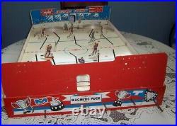 Munro National Hockey game 1950's table top hockey, Table Hockey Games