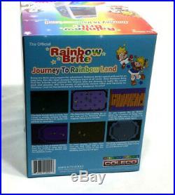 NEW 2019 Coleco Vision Table Top Mini Arcade Game Retro Rainbow Brite FREESHIP
