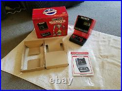 Nintendo Game & Watch Boxed Mario's Cement Factory Table Top CM-72 Excellent