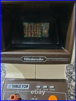Nintendo Game & Watch Donkey Kong Jr. Tabletop Working Perfectly