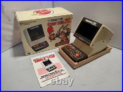 Nintendo Game & Watch Donkey Kong Junior Tabletop Game (Brown color)