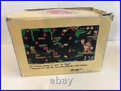 Nintendo Game & Watch G&W DONKEY KONG JR Table-Top BOXED, working