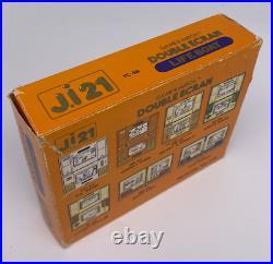 Nintendo Game & Watch Multi Screen IJ21 Life Boat TC-58 1983 RARE I. J21 CIB
