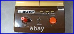 Nintendo Game & Watch Table Top Donkey Kong JR 1983 Arcade Console CJ-71