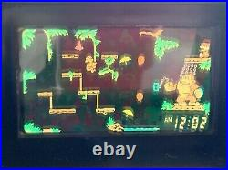 Nintendo TableTop Game and Watch Donkey Kong Junior Vintage 1983 Game Has Issues
