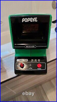 Nintendo Tabletop Watch (POPEYE)