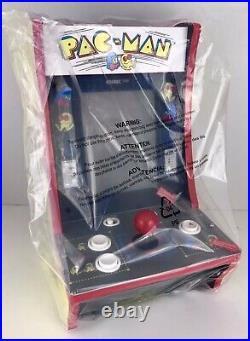 PAC-MAN + GALAGA Arcade1Up Countercade Tabletop 2 in 1 Video Game Pacman 16
