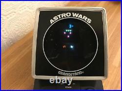 Possessed Grandstand Astro Wars Vintage 1981 Tabletop Electronic Game Superb