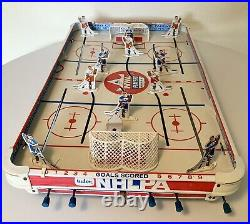 RARE Tudor NHL table top hockey game 1969 Model 715 Munro Coleco EUC