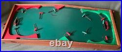 Rare 1940s Munro Games Wood Table Top Hockey Soccer
