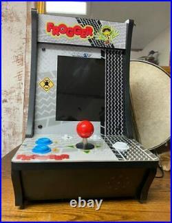 Rare Arcade1Up Frogger 2-in-1 Countercade Tabletop Home Arcade Machine Game New