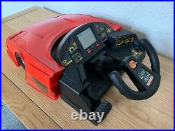Rare Boxed Grandstand / Sega Outrun Vintage 1989 Tabletop LCD Game Awesome