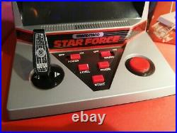 Rare Boxed Star Force Vintage 1984 Tabletop Electronic Game Working Order