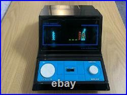 Rare Tomytronic / Tomy TRON Vintage 1981 Tabletop Electronic Game Console Fair