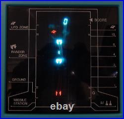 Rare Vintage Gakken Space Invader/invaders Lsi Tabletop Game In Box/boxed/nos