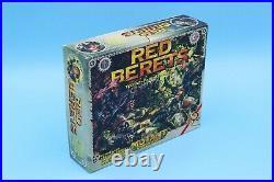 Red Berets Mutant Chronicles Tabletop Brettspiel Target Games Komplett