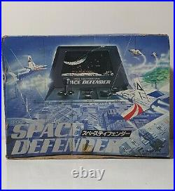 Space Defender/Astro Command LSI Tabletop Game (1982) Boxed w. Instructions