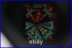 Space Laser War 3D TOMY Handheld Tomytronic LSI Tabletop Game Complete'83 Japan