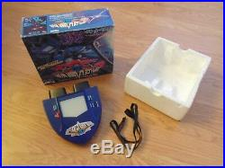 Space Laser War Handheld Tabletop Tomy Lsi 3d Game 1983 The Rare Japanese One