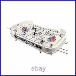 Stiga 37 in. NHL Stanley Cup Rod Hockey Table Top Game Tabletop