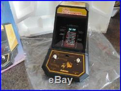 Super Puck Monster Gakken Handheld Tabletop Game 1980 New Old Stock Boxed