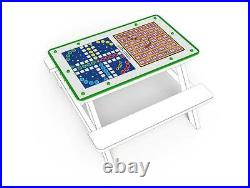 Table Top Board Games Choice Of Games And Colours