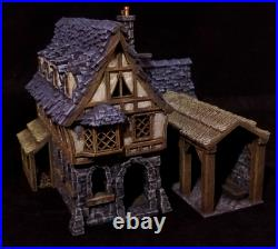 The Winterdale Tavern 28mm Tabletop Games Printable Scenery Dwarven Forge D&D