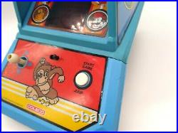 Vintage 1981 Coleco DONKEY KONG Mini Arcade Table Top Game WORKS
