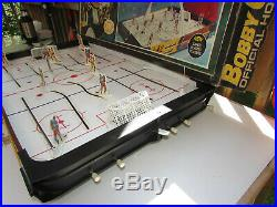 Vintage BOBBY ORR 1973 MUNRO table top game with original box