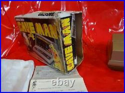 Vintage Boxed Caveman Complete grandstand Tabletop LCD game tested working