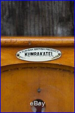 Vintage British Made Table Top Game Kumbakatel Kum-Bak