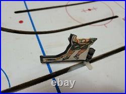 Vintage Coleco Power Play Hockey Tabletop Game-Philadelphia Flyers-NY Rangers