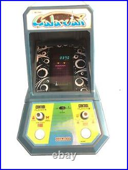 Vintage Galaxian Tabletop Arcade By Coleco Midway Games Works