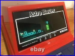 Vintage Hales Astro Blaster 1982 Tabletop Electronic Game Tomy BOXED TESTED