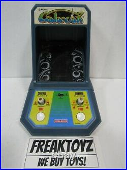 Vintage Original Galaxian Mini Tabletop Arcade 1981 Coleco Midway Tested & Works