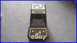 Vintage PAC-MAN Coleco Handheld Tabletop Mini Video Arcade Game Working Well