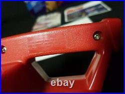 Vintage Redline Drag Racing Electronic Handheld Game 1981 Kenner Manual Tabletop