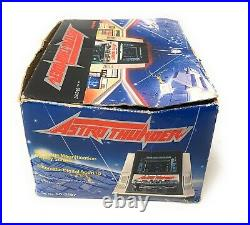 Vintage Tandy Radio Shack Astro Thunder Table Top Video Game Toy Electronic