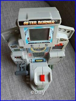 Vintage Tiger Sega AFTER BURNER Tabletop Electronic Video Game 1989